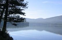 McGregor Lake west of Marion, MT