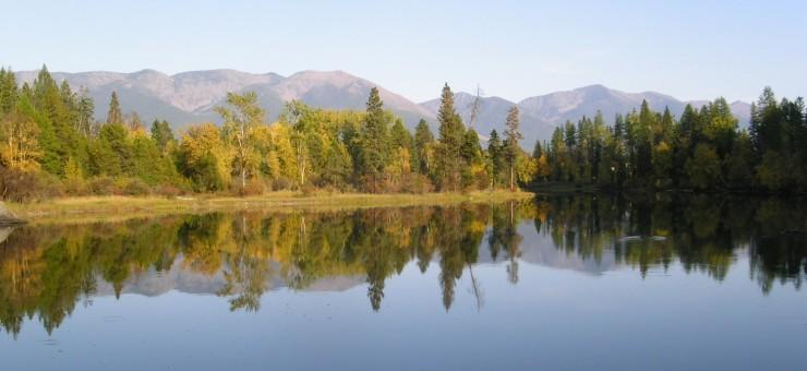 Swan River - Bigfork MT