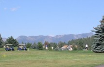 Golf at Eagle Bend in Bigfork MT