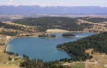 Foys Lake in Kalispell, MT