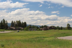 Northern Pines golf course community in Kalispell, MT