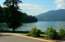 State Park at Whitefish Lake