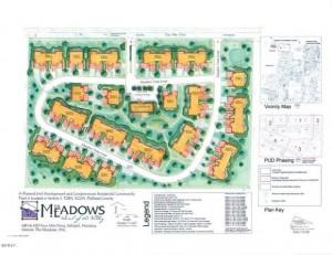 The Meadows Site Plan