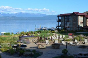 Live by Flathead Lake in a Waterside Condo!