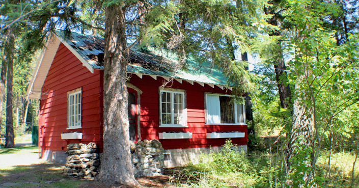 The Honeymoon Cottage at Sentinel Pine