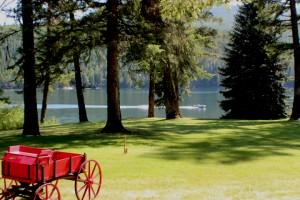 Red Wagon to Swan Lake